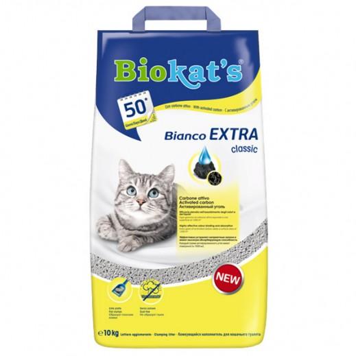 Biokats Bianco Extra Classic Cat Litter 10 kg