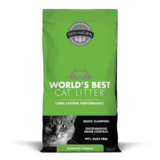 Worlds Best Cat Litter Clumping Formula 12.70 kg