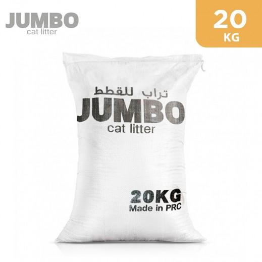 Jumbo Cat Litter Bentonite Fragrance 20kg