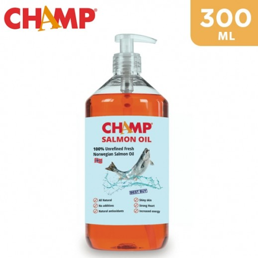 Champ Cats & Dogs Salmon Oil 300 ml