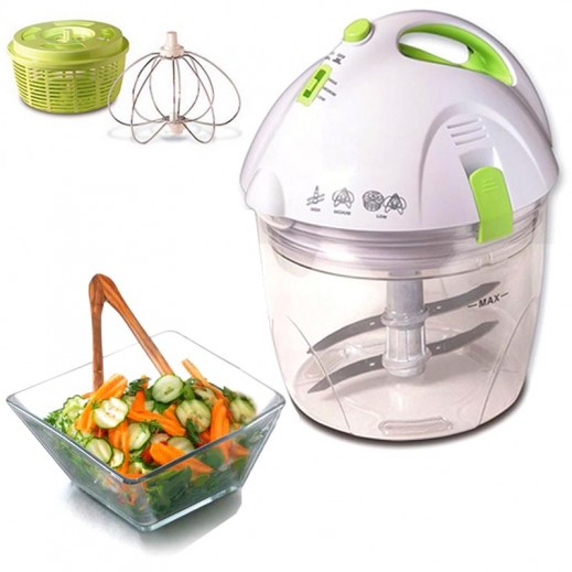 Primera 3 in 1 Food Chopper