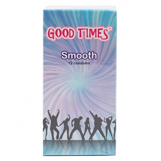 Good Times Smooth Condoms 12 pcs