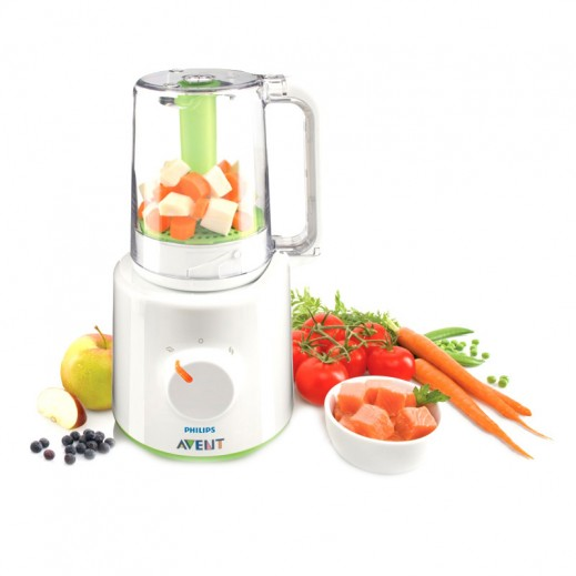 Philips Steamer & Blender 400 W