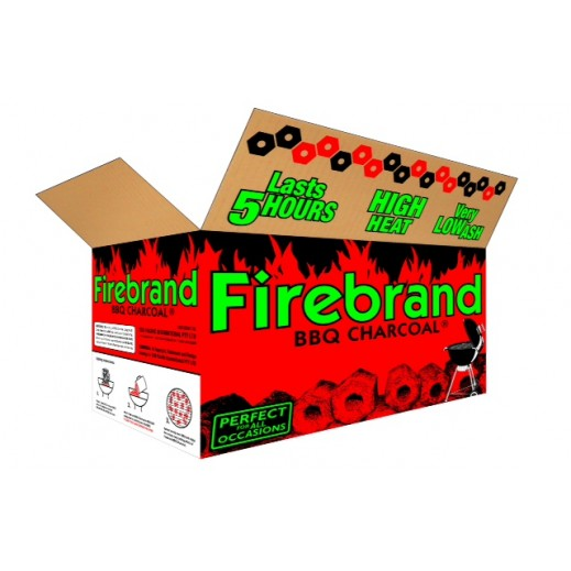 Firebrand Barbeque Charcoal 10 kg