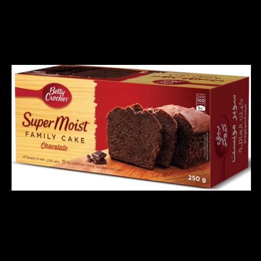 Betty Crocker Super Moist Chocolate Family Cake 250 g