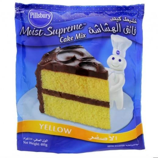 Pillsbury Yellow Cake Mix 485 g
