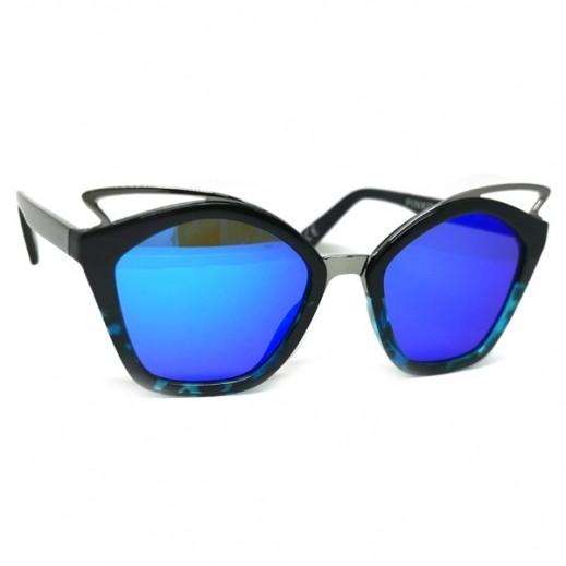 PINKO Flash Blue Women's Sunglasses 52 mm