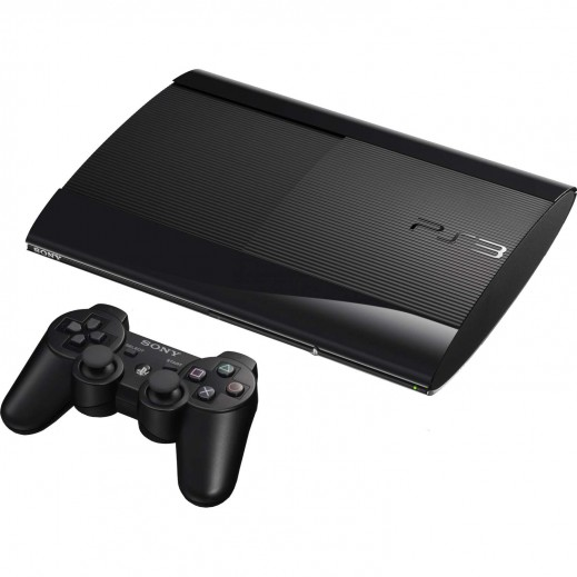 Sony Playstation 3 Super Slim 12GB PAL