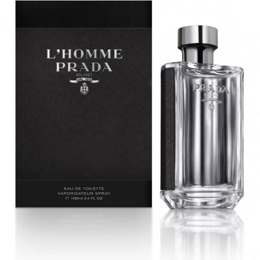 L'Homme Prada By Prada For Him EDT 100 ml