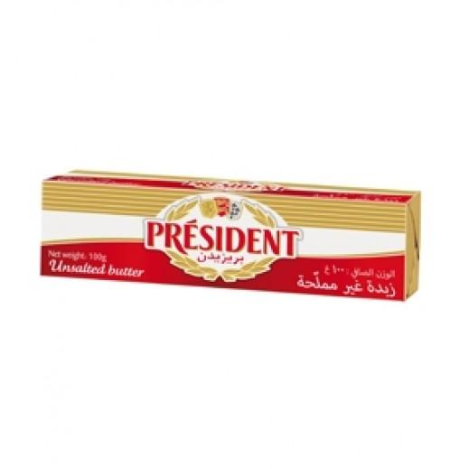 President Unsalted Butter 100 g