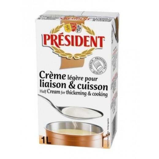 President Cooking Cream 1 L