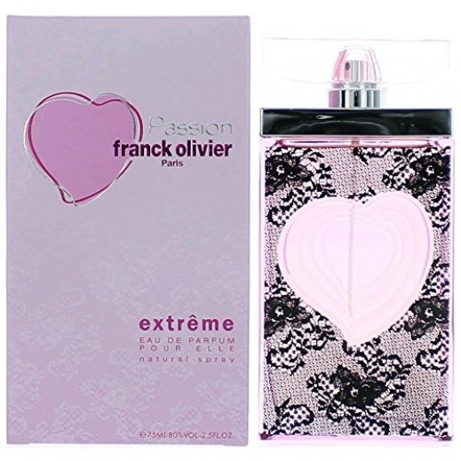 Franck Olivier Passion Extreme For Her EDP 75 ml