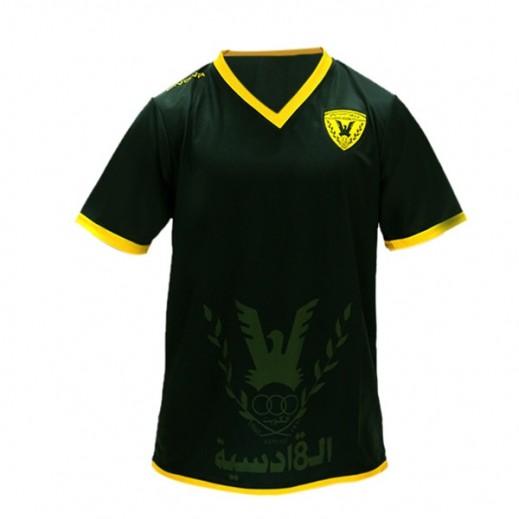 Qadsia Sporting Club Main League Jersey Black