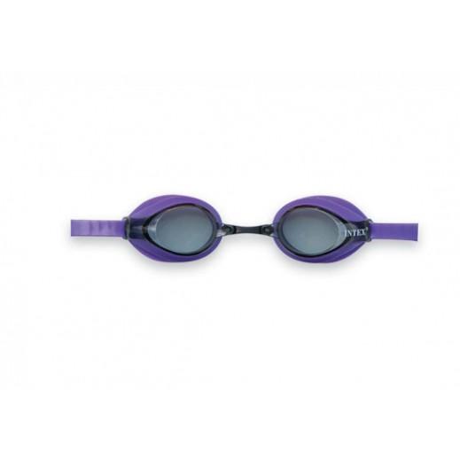 Intex Pro Racing Goggles Purple (Age 8 Plus)
