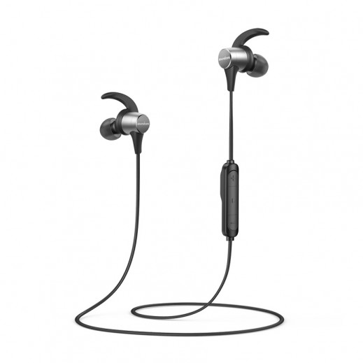 Anker SoundCore Spirit Pro Earphone - Black & Gray