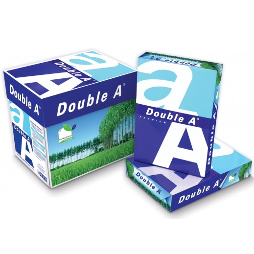 Value Pack - Double A Copy Paper (A4) 5 x 500 sheets