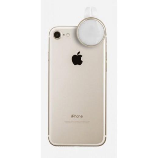 Momax X-Light Mini LED Selfie Light - Gold