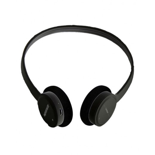 Promate Limber Ultralight/Super-Slim Wireless Stereo Headset Black