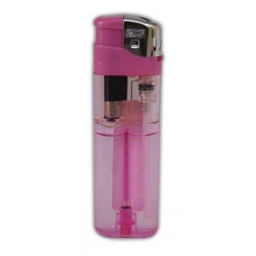 Baide Electronic Refililble Colours Lighter