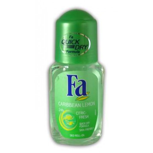 Fa Deo Roll-On Carribbean Lemon 50 ml