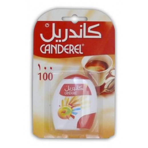 Canderel Sweetner Tablets 100 s 8.5 g