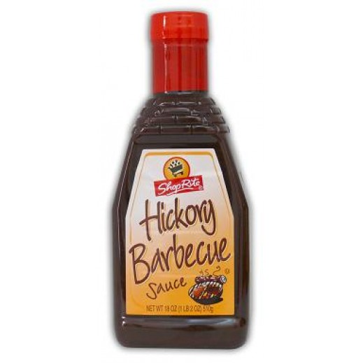 Shoprite Hickory Barbeque Sauce 18 oz