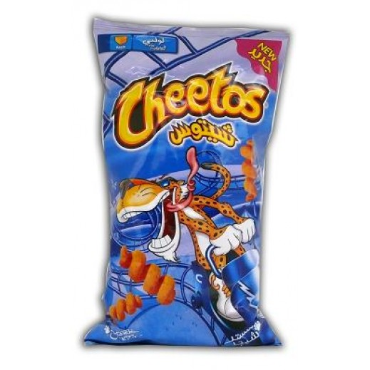 Cheetos Twisted Cheese Corn Puffs 160 g