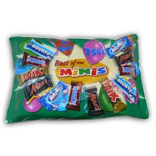 Best Of Our Minis Chocolates 710 Gms