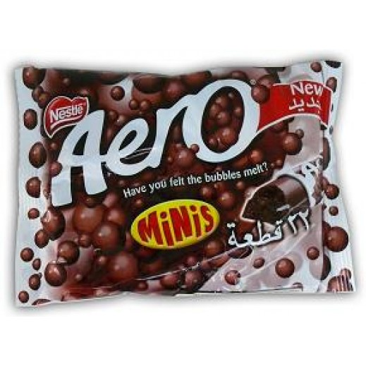 Aero Minis Chocolate 225 g (22 pieces)