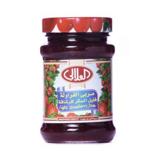 Al Alali Light Strawberry Jam 340 g
