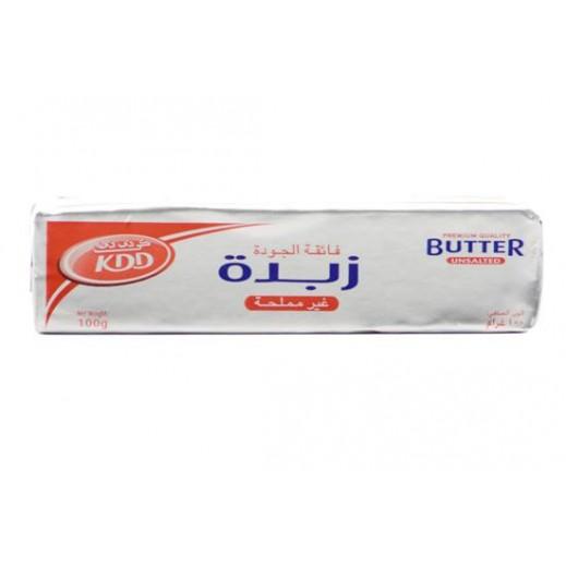KDD Butter Unsalted 100 g