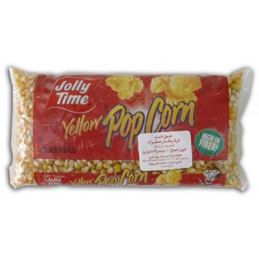 Jolly Time Yellow Pop Corn 453 g