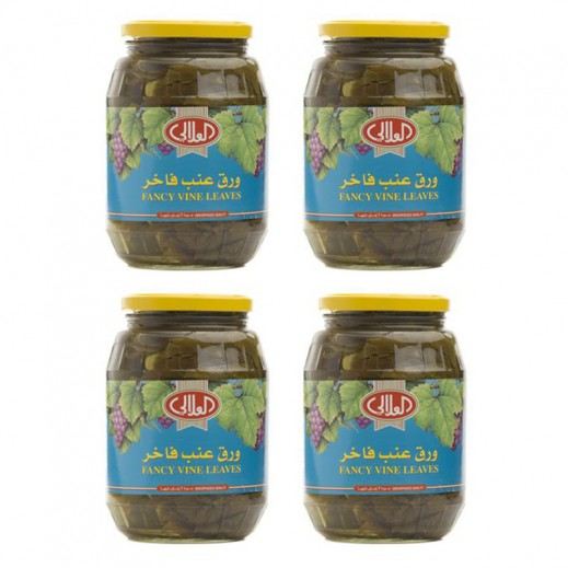 Al Alali Fancy Vine Leaves 4 x 908 g