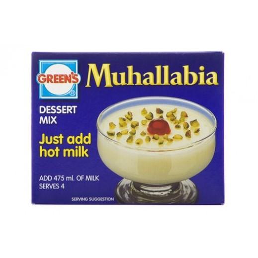 Greens Muhallabia Dessert Mix 85 g