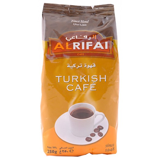 Al Rifai Turkish Coffee 250 g