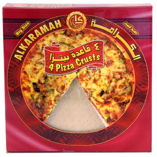 Al Karamah Pizza Crust Big 1000 g