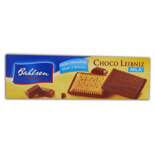 Bahlsen Leibniz Milk Choco Biscuits 125 g