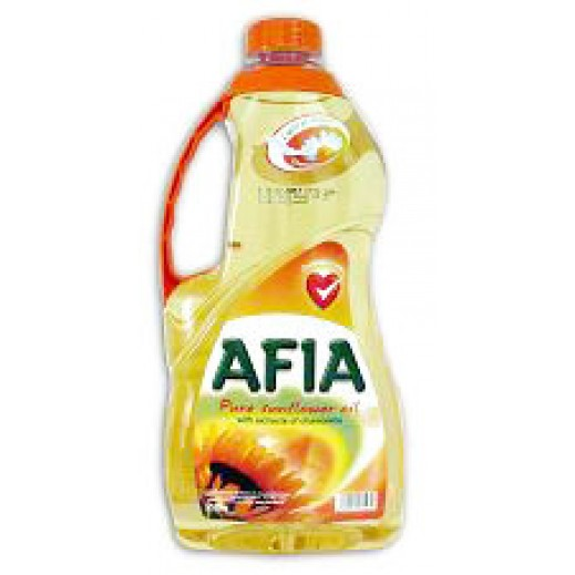 Afia Sun Flower Oil 1.8 L