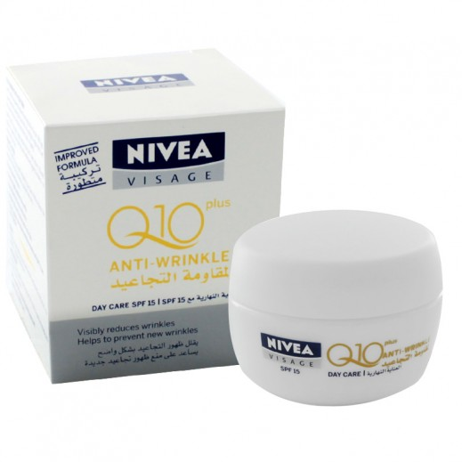 Nivea Anti Wrinkles Q10 Plus Day Care 50 ml
