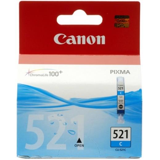 Canon 521 Cyan Cartridge