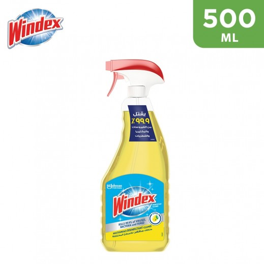 Windex Multi Surface Disinfectant Cleaner 500 ml