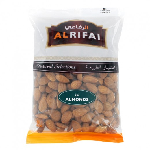 Al-Rifai Raw Almonds 400 g