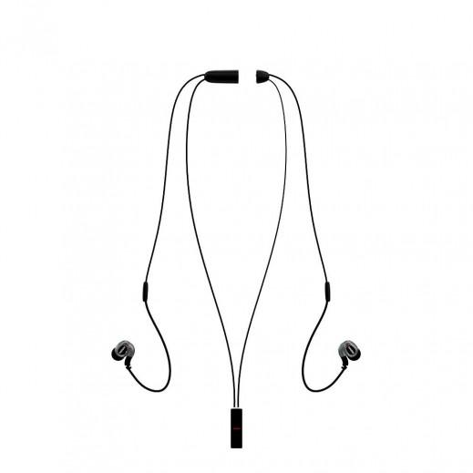 Remax Wireless Sport Earphones – Black