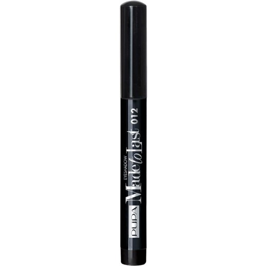 Pupa Made To Last Eyeshadow 012 Extra Black