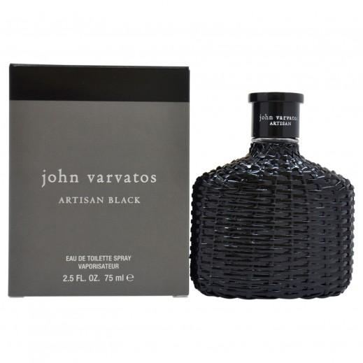 John Varvatos Artisan Black For Him EDT 75 ml