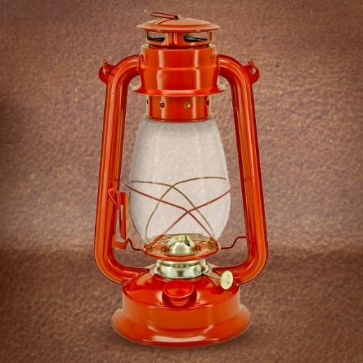 Hurricane kerosene Lantern Red