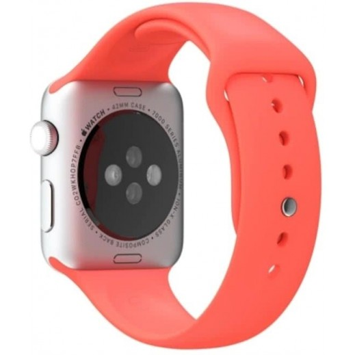 Coteetci Wrist Strap for Apple Watch 42mm - Red