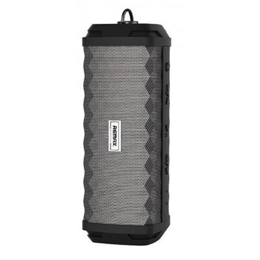 Remax Bluetooth Portable Speaker IPX7 - Black