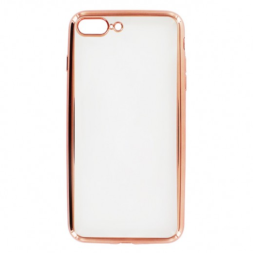 Fashion Protective Case For Iphone 7 Plus Rose Gold