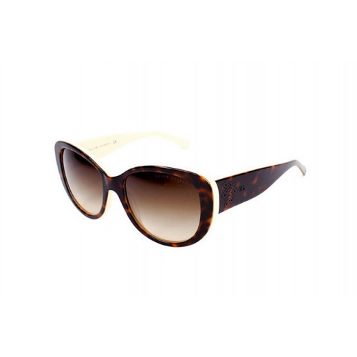 2be37b0b33d Buy Ralph Lauren Womens Sunglasses Dark Havana Brown Gradient ...
